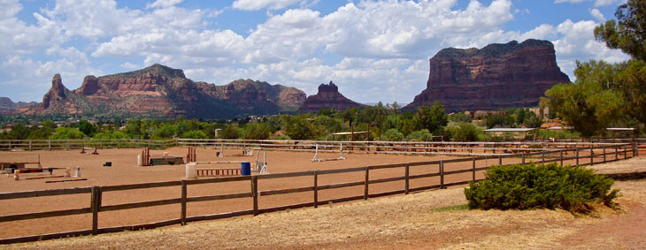 Horse Mesa Ranch Horse Boarding and Overnight Over Night